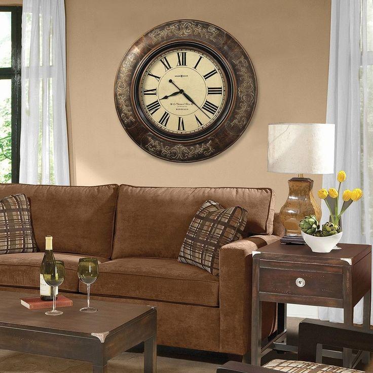 Unknown Domain | Wall clocks living room, Wall decor ...