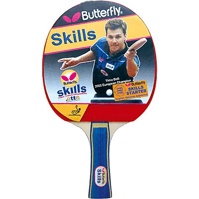 #Butterfly skills #starter table #tennis bat,  View more on the LINK: 	http://www.zeppy.io/product/gb/2/272199485887/