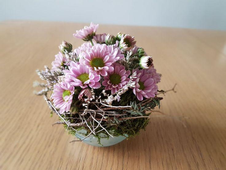 Jarni mini dekorace,kvetiny