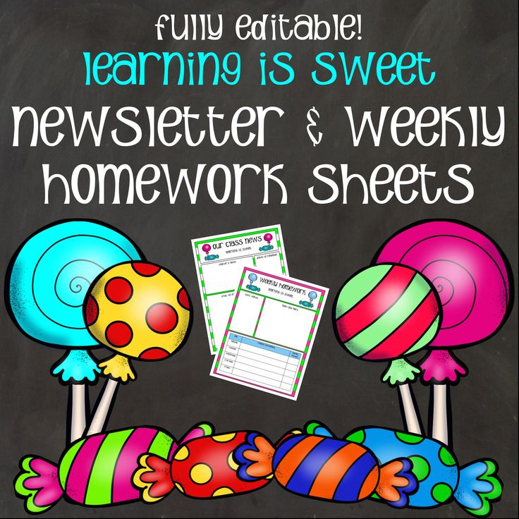 http://www.teachersnotebook.com/product/mollyallen/newsletter-template-and-weekly-homework-sheet-template-learning-is-sweet/ff/1098/pinterest