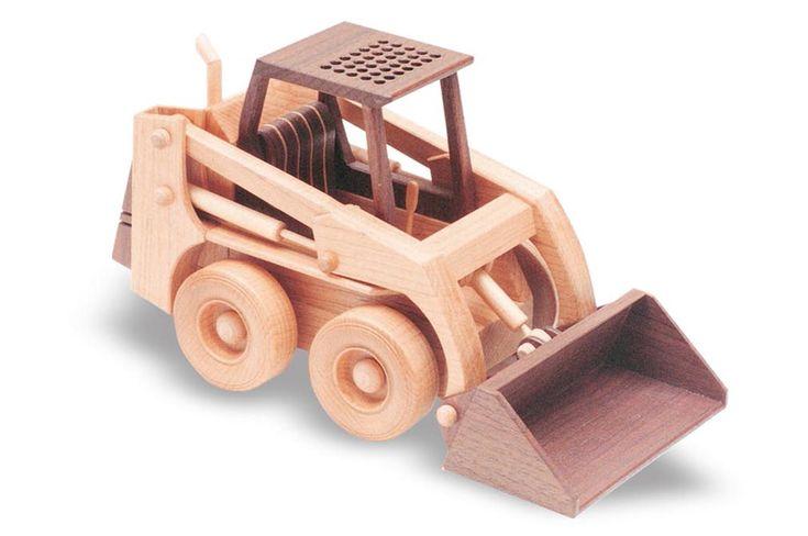 PATTERNS & KITS :: Construction :: 75 - Skid Steer Loader -