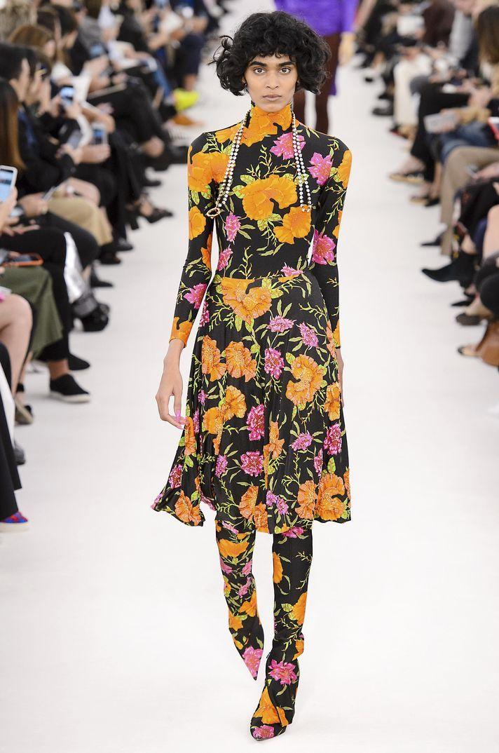 París Fashion Week: Balenciaga Primavera-Verano 2017