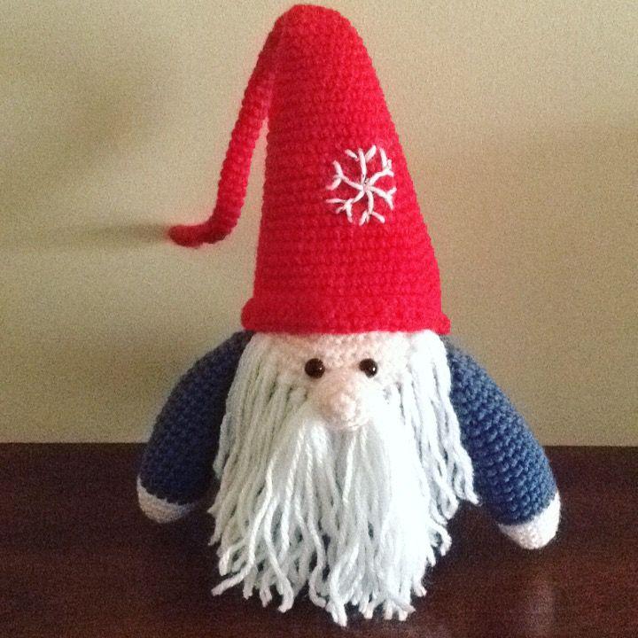 Crochet Gnome Amigurumi