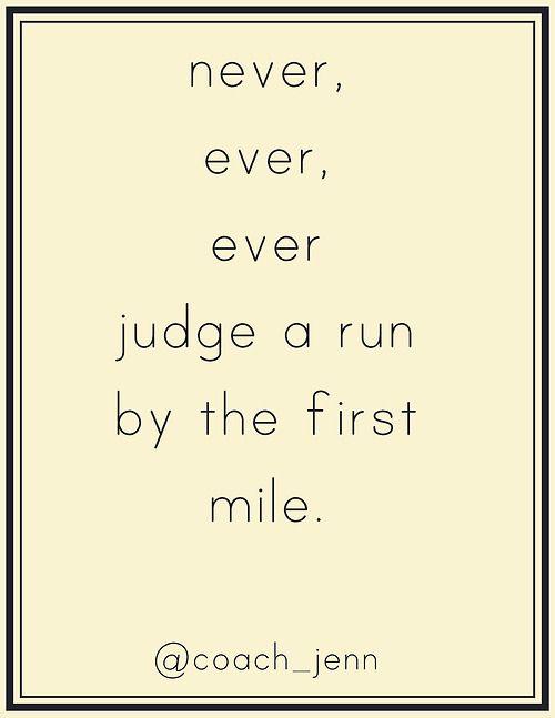 Always keep running