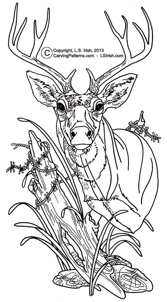 Nifty image pertaining to printable wood carving patterns