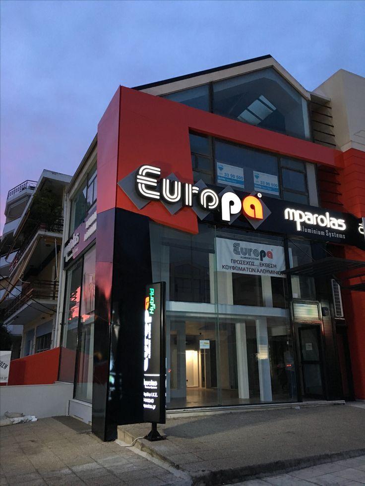 New Europa Club Showroom!!! Λεωφόρος Κηφισίας 157, Μαρούσι