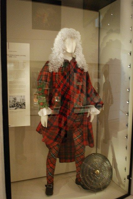 Viii Tattoo plaid/tartan suit comm...
