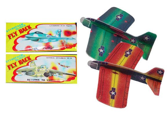 Fly Back Gliders $3.95