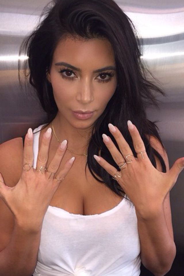 Kim Kardashian October 2014 | Kardashian jewellery | North West