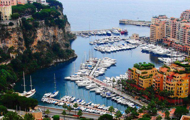 Monaco, Southern France