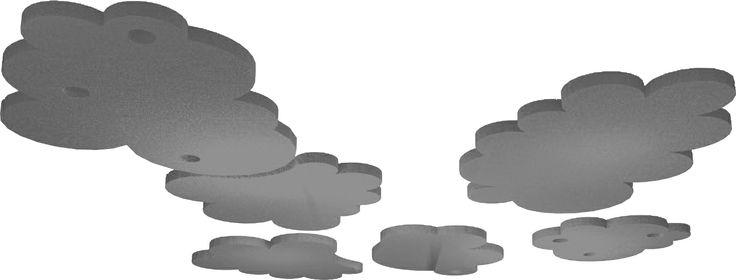 Voorbeeld akoestisch wolkendek Cloudz
