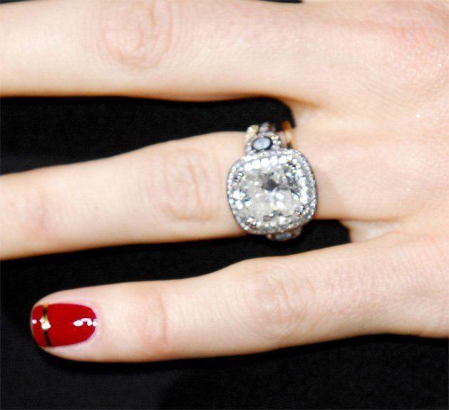 Kaley Cuoco Wedding Ring Cost