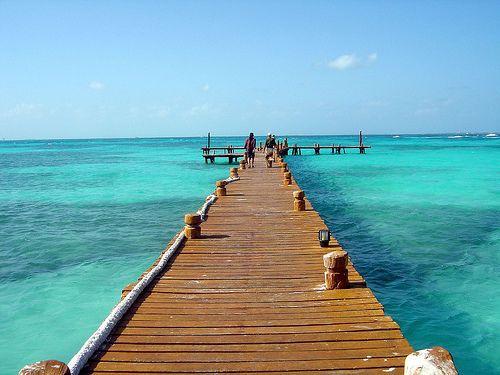 CancunCancun Mexico,  Mole,  Jetty,  Bulwark,  Seawall,  Groin, Travel, Places,  Groyne