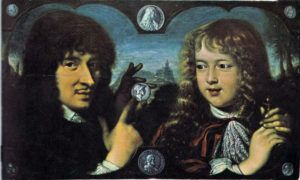 "Coin collecting - ""Hobby of Kings"" - Literally!     Louis XIV of France, without a doubt the most renowned of coin collectors. Louis, the French king also known as the ""Sun King"", regarded himself as a patron of the arts, and assigned several French missionaries and ambassadors to help him with his collections. Records also show that Louis appointed Advisers to acquire entire coin collections."