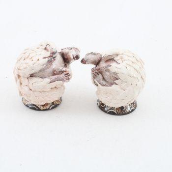 Ardmore Ceramics Pangoline Salt & Pepper