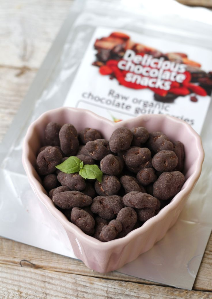 Hjemmelaget rå sjokolade