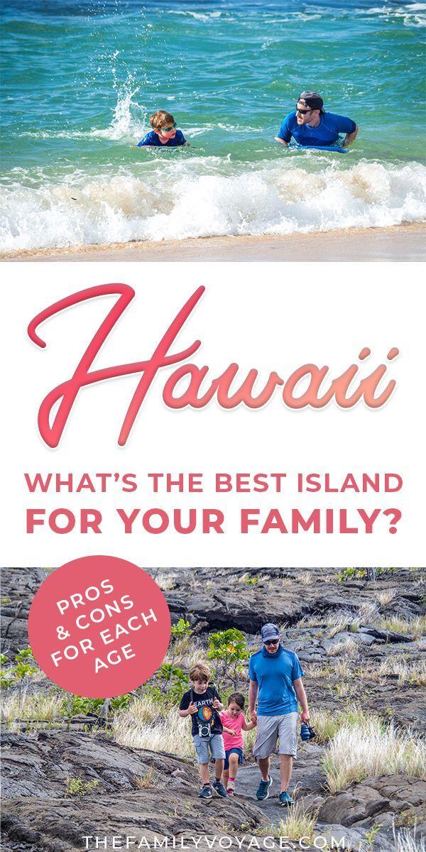 ¿Estás planeando unas vacaciones en Hawai con niños? Echa un vistazo a estos consejos de viaje a Hawai …