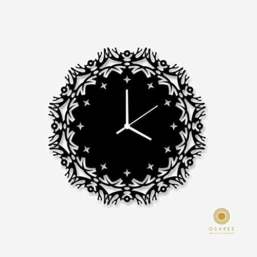 31 best Modern Geometric Wall Clock images on Pinterest