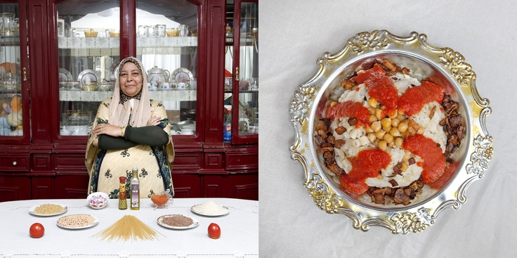 Delicatessen with love - A look at meals prepared by grandmothers around the world
