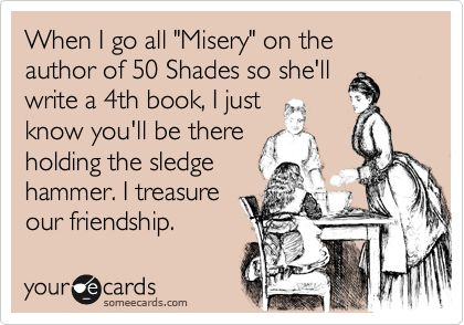 Misery 50 Shades