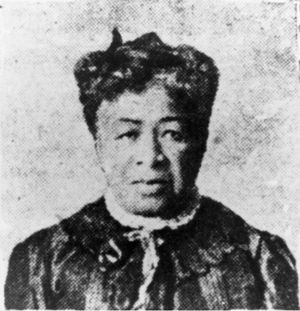 """Lucy Ann Stanton, the first black American woman to receive a four-year college degree. Born in Cleveland on Oct. 16, 1831, she entered Oberlin College in the mid-1840s. She became president of the Oberlin Ladies Literary Society and in 1850 delivered the graduation address entitled """"A Plea For The Oppressed,"""" an anti-slavery speech."""