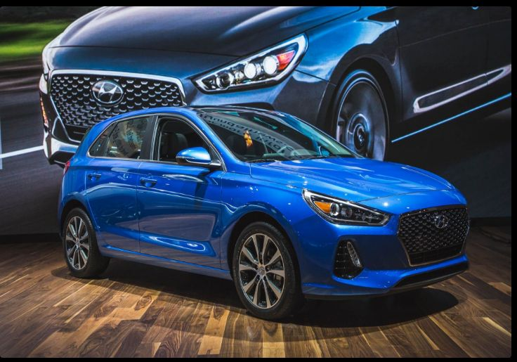 The 2018 Hyundai Elantra Gt offers outstanding style and