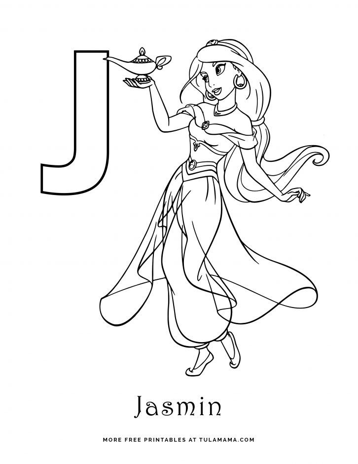 Free Printable Disney Alphabet Coloring Pages Disney Alphabet Disney Coloring Pages Alphabet Coloring Pages