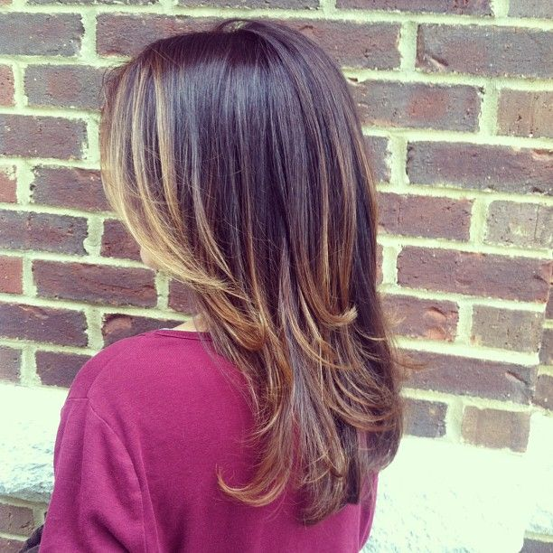Soft subtle ombre with highlights framing face. www.PatienceBarton.com by Patience Barton Moore at Juel Salon