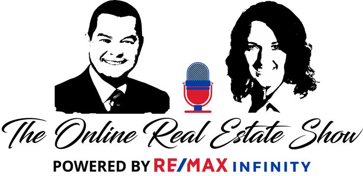 The Online Real Estate Show Weekdays at Noon on Monday. Join us for local real estate events & news!