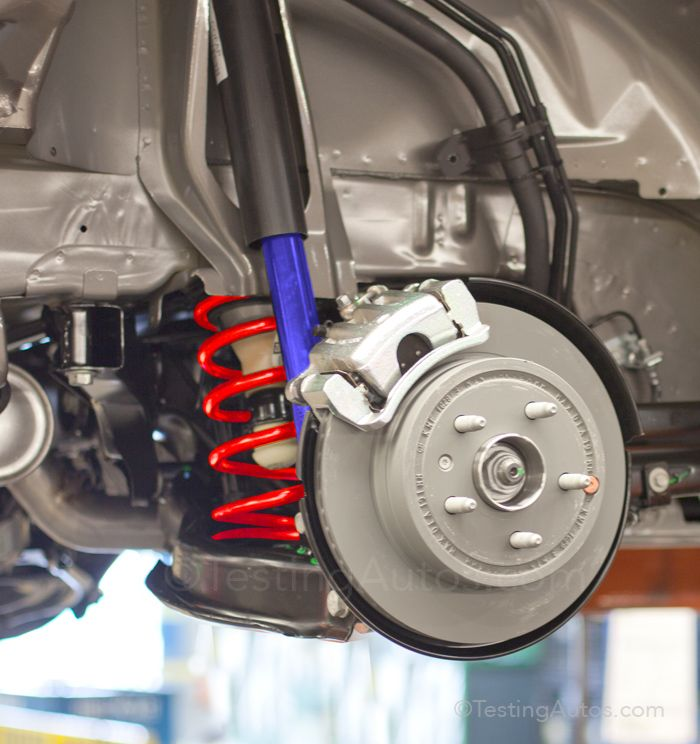 Signs Of A Bad Shock Absorber Or Strut When To Replace The