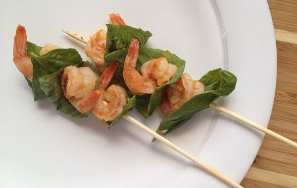 Red Curry Shrimp With Coconut And Basil   http://paleoliving.org/red-curry-shrimp-with-coconut-and-basil/