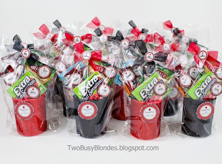 112 best Teacher appreciation week gift ideas images on Pinterest ...