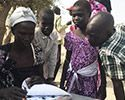 South Sudanese looking for their families