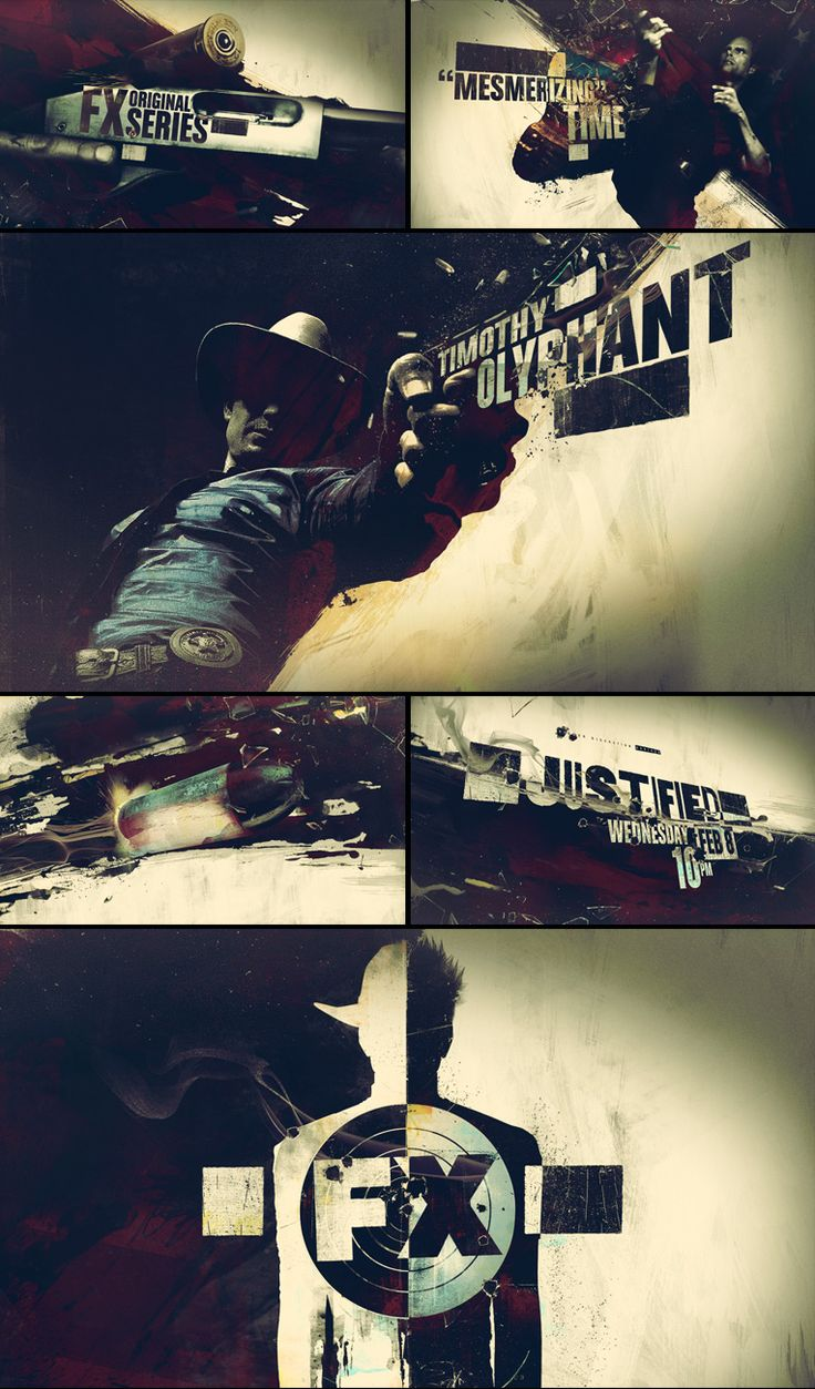 Loica.tv - Boards: FX - Justified