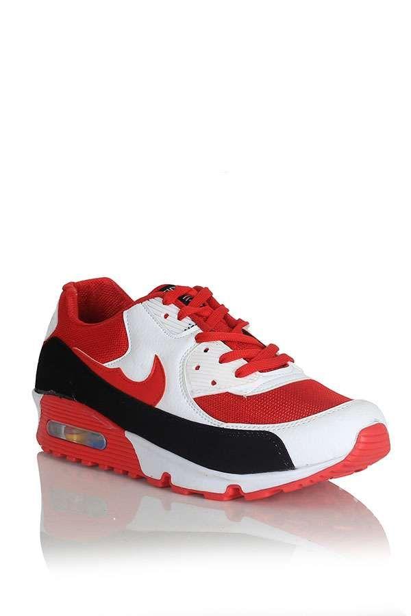 Yüksek taban spor ayakkabı