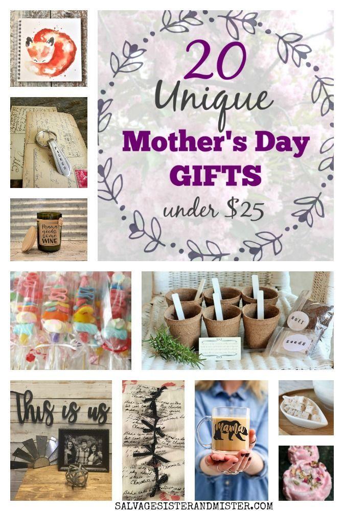 20 einzigartige Muttertagsgeschenke unter 25 USD