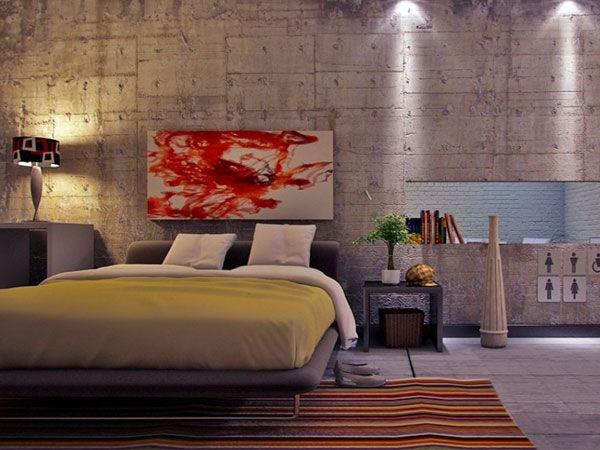 Oltre 25 fantastiche idee su illuminazione camera da letto - Illuminazione camera da letto matrimoniale ...