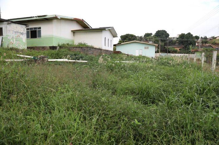 Prefeito solicita dedetização e limpeza do hospital de Jaru
