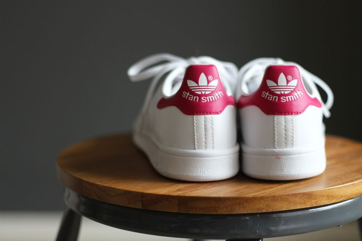 Stan smith adidas - pink
