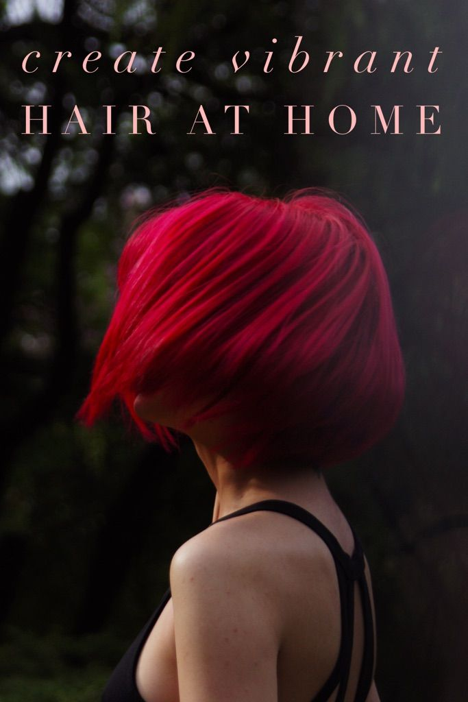 The Days When Brightly Colored Hair Faded After A Couple Of Days Are Long Gone Thanks To Sparks Long Lasting Bright Hair Color This Easy To Apply Neon Hair Dy