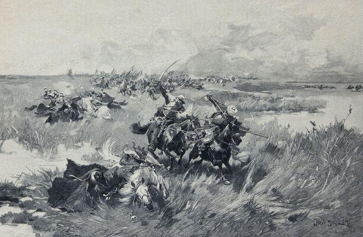Atak kawalerii