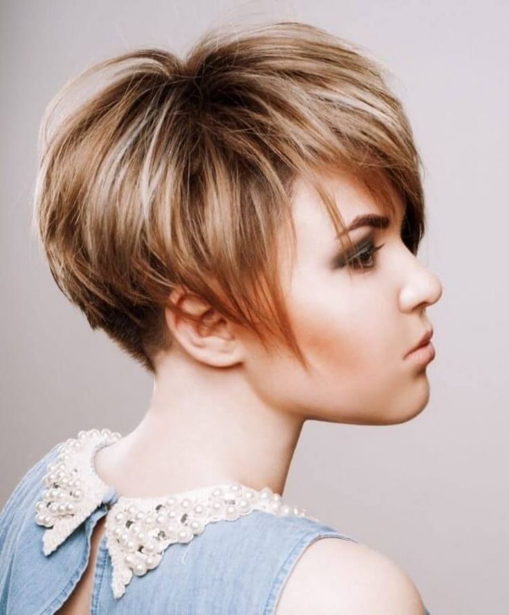 Картинки модное окрашивание на короткие волосы