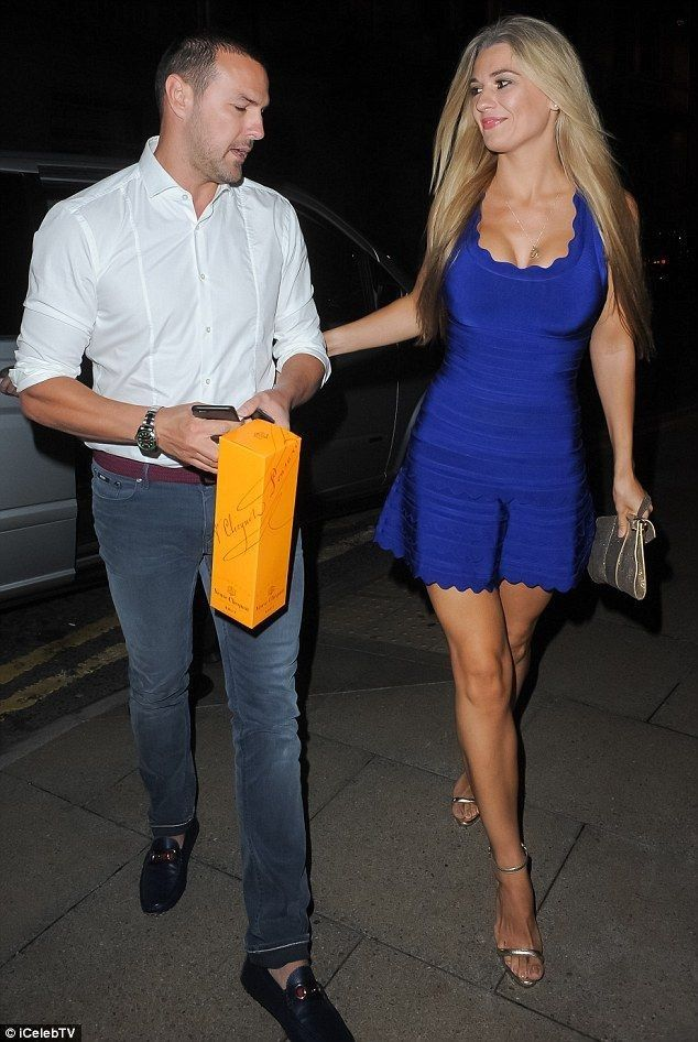 Paddy McGuinness enjoys dedicated date night with wife Christine - Celebrity Fashion Trends