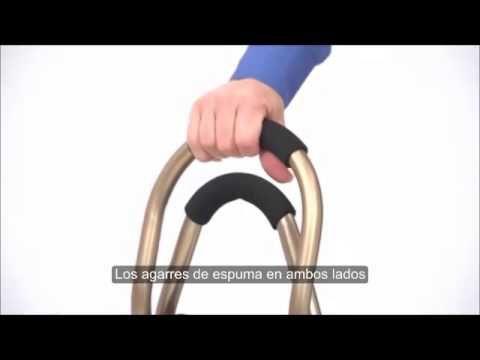 10360 BASTON CON ASIENTO-TABURETE PLEGABLE | TODOMAYORES.ES