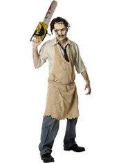 Adult Leatherface Costume - Texas Chainsaw Massacre