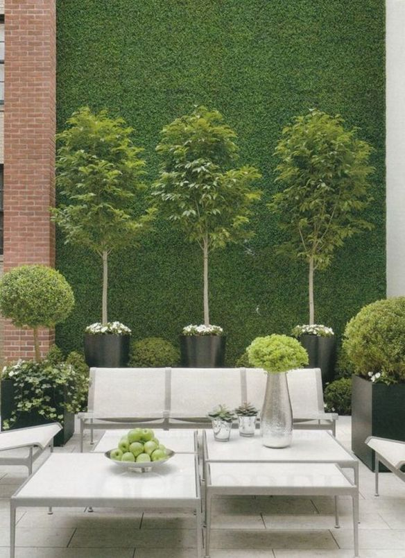 9 Awesome Ways To Up Your Balcony Wall Decor Balcony Garden