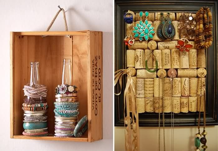A simple DIY to organize accessories   #deco #accessories