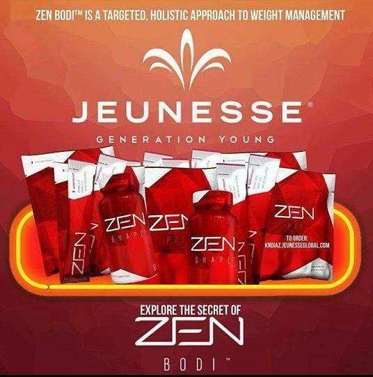 Zen Bodi Jeunesse el Secreto Para Perder Peso