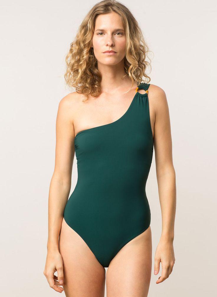 Bañador anilla - Beachwear - Colección - Uterqüe España