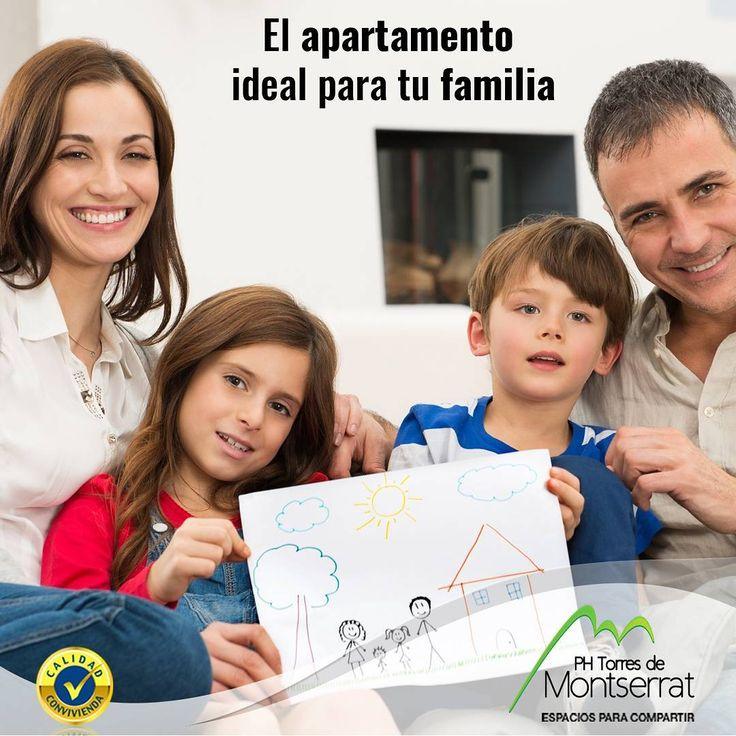 El apartamento ideal para tu familia!  Ubicado en la 12 de octubre con entrega a futuro.VISITE NUESTRA SALA DE VENTAS  Para información comunícate con nosotros a los teléfonos:  6545-3906 /6982-9100ó 260-1497.  Visita nuestra página web y conoce nuestro proyecto:  http://constructec.net/ph-torres-de-montserrat/https://www.youtube.com/watch?v=UG6pqDGhzr0…